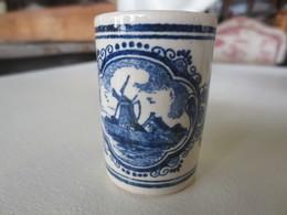 Verres à Liqueur   Bols Delfts Blue - Tasses