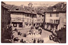 4011 -  Entraygues ( 12 ) - Une Procession à Entraygues - P.Malroux Lib. - - France