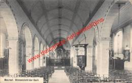 Binnenzicht Der Kerk - Meersel Hoogstraten - Hoogstraten