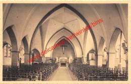 De Kerk - Binnenzicht - Achterbroek - Kalmthout