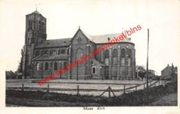Kerk - Meer - Hoogstraten
