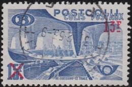 Belgie  .   OBP   .  TR  331       .      O        .   Gebruikt    .   /  .      Oblitéré - Chemins De Fer