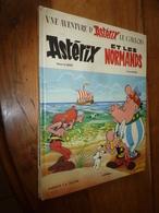 1966  Astérix Et Les Normands  - 4e édition 1966 -             Editeur N° 190 - Astérix