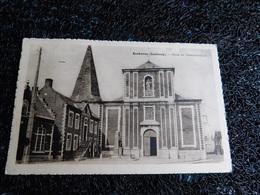Zonhoven, Kerk En Gemeentehuis  (V6) - Zonhoven