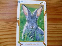 Phonecard Japan 231-265 Rabbit - Japon
