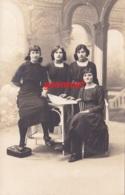 Carte Photo - Niort Un Groupe De Femmes. (voir Scan). - Niort