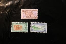 Tokelau 1-3 Views Of The Island MNH 1948 A04s - Tokelau