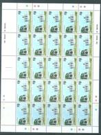 FIJI  - 1980 - MNH/** - Yv 425-426 IN SHEET OF 25 STAMPS -  Lot 18931 - Fidji (1970-...)