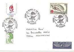 1990 Coupe Du Monde De Ski Nautique : Kourou  (Guyane) - Ski Nautique
