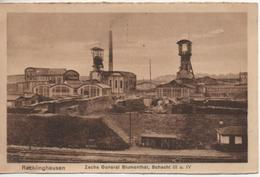 RECKLINGHAUSEN   ZECHE GENERAL BLUMENTHAL SCHACHT - Recklinghausen