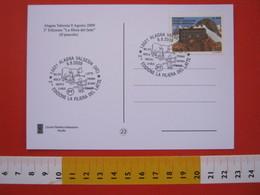 A.06 ITALIA ANNULLO - 2009 ALAGNA VALSESIA VERCELLI LA FILIERA DEL LATTE PANNA BURRO FORMAGGIO MILCH CHAIS MUCCA - Alimentazione