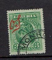 LIBERIA...early..OFFICIALS...1902 - Liberia
