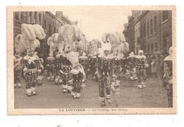 La Louvière- Carnaval - Le Cortège Des Gilles -(C.9148) - La Louvière