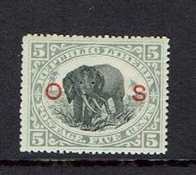 LIBERIA...early..OFFICIALS...1900 - Liberia