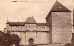 ANNECY - Ancien Château Des Ducs De Nemours - Annecy