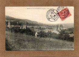 CPA - MONT-les-NEUFCHATEAU (88) - Aspect Du Village En 1906 - France