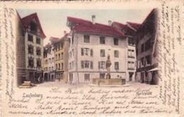 Suisse -  Aargau - LAUFENBURG -  Marktplatz - AG Argovie