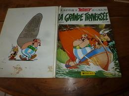 1984  Astérix  La Grande Traversée : Dépot Légal Mars 1984 -Imprimerie Du Narval 94400 Vitry-sur-Seine - Astérix