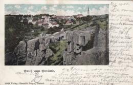 AK - NÖ - Gruss Aus Gmünd - 1901 - Gmünd