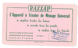 Buvard Pubilictaire -  Passap L'appareil à Tricoter De Ménage Universel - Produits Pharmaceutiques