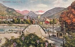 AK - Südtirol - BOZEN - Bolzano - Durch Dt. Dienstpost Alpenvorland - 1944 - Bolzano