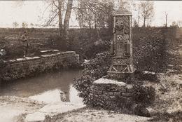 CP Photo 1915 Secteur REMONCOURT ??? (près Leintrey) - Monument Aux Morts Allemand, Denkmal (A205, Ww1, Wk 1) - Other Municipalities