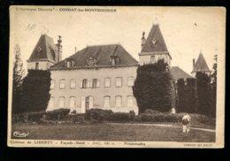 63 - Condat Les Montboissier : Château De Liberty - Façade Nord - Promenades - Autres Communes