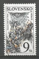 Slowakei / Slovensko 1997  Mi.Nr. 278 ,  EUROPA CEPT - Sagen Und Legenden - Gestempelt / Used / (o) - Slowakische Republik