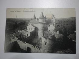 34 Gabian (environs) Chateau De Margon (7864) - Frankreich