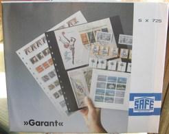 I.D. - Feuilles GARANT - 5 BANDES Fond Blanc - REF. 725 (5) - A Nastro
