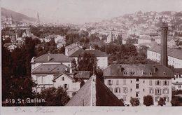 St Gallen (619) - SG St. Gall