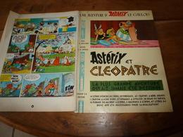 1965  Astérix Et Cléopatre - 3e Trimestre 1965  N° 548   - éditeur N° 157 - Astérix