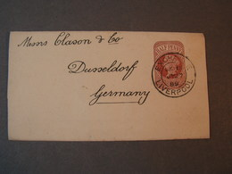 GB  Cv, Liverpool 1889 - 1840-1901 (Viktoria)