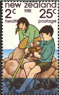 New Zealand 828-829 Couple,830 (complete Issue) Unmounted Mint / Never Hinged 1981 Health - Unused Stamps