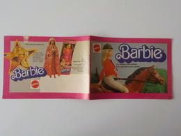 1972 Catalogue Livre Mattel Barbie Un Monde Merveilleux Wondermooie Wereld - Barbie