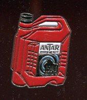 Pin's - Huile ANTAR Bidon - Pins