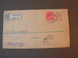 GB  Cv, 1913 Ipswich - Brieven En Documenten