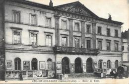71SAONE ET LOIRE CHALON HOTEL DE VILLE - Chalon Sur Saone