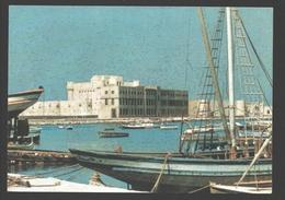 Alexandria - Kait Bay Hydraubiological Institute - Boat - Alexandrie