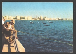 Alexandria - General View - Fisherman / Visser / Pêcheur - Alexandrie