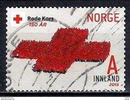 Norway 2015 - The 150th Anniversary Of The Norwegian Red Cross - Noruega