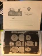 56 - PLOERMEL - Dépliant De 5 Photos De L'ecole De La Mennais Avec Explicatifs - Série 6 - Très Rare Vers 1930 - Dépliants Touristiques