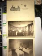 56 - PLOERMEL - Dépliant De 5 Photos De L'ecole De La Mennais Avec Explicatifs - Série 4 - Très Rare Vers 1930 - Tourism Brochures