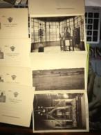 56 - PLOERMEL - Dépliant De 5 Photos De L'ecole De La Mennais Avec Explicatifs - Série 7 - Très Rare Vers 1930 - Dépliants Touristiques