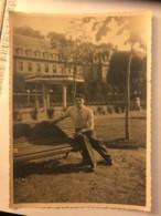 SEICHES SUR LE LOIR - Photo Prise Devant Les Tanneries Angevines En 1934 - Orte