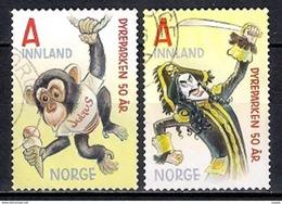 Norway 2016 - The 50th Anniversary Of Kristiansand Zoo - Noruega