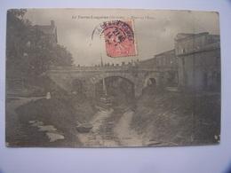 2-4------------langoiran Le Tourne-la Tourne Langoiran Pont Sur L Estey - Autres Communes