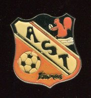 Pin's - AST TARNOS - Rugby Football - écureuil - Landes - Rugby