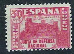 España 0808 ** Junta De Defensa. 1936 - 1931-50 Nuovi
