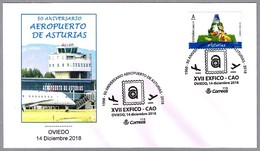 50 Años AEROPUERTO DE ASTURIAS. Oviedo 2018 - Airplanes